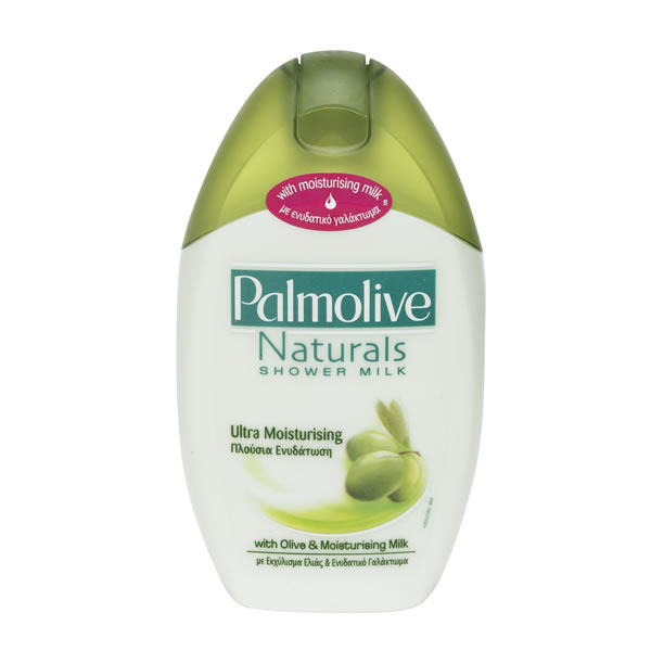 Palmolive naturals душ гел с маслина