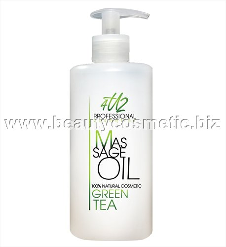 4U2 Massage Oil Green Tea