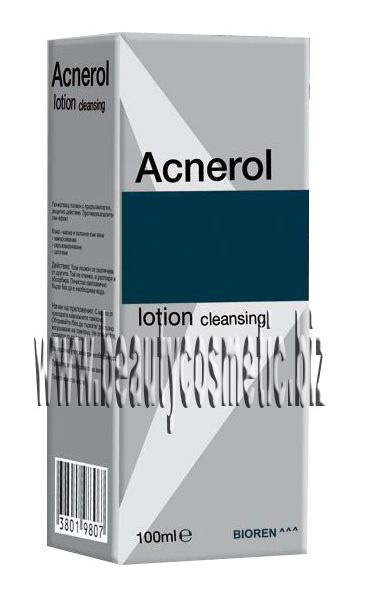 Acnerol protective cleanser
