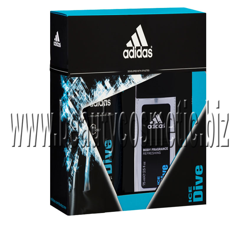 Adidas Ice Dive 04 Men Gift Set