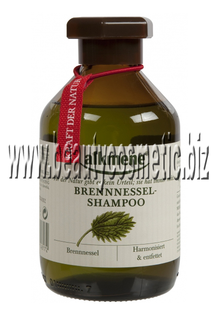 Alkmene nettle shampoo for oily hair