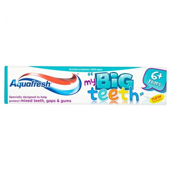 Aquafresh Big Teeth Toothpaste
