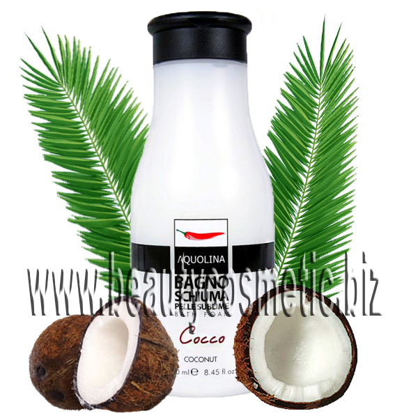 Aquolina Bath Foam Coconut