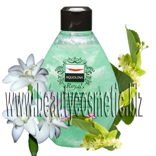 Aquolina Bath Foam Tuberose & Tea