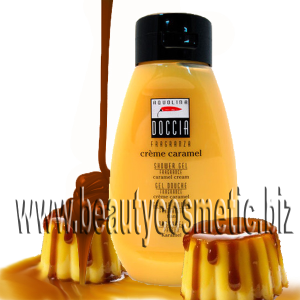Aquolina Shower Gel Creme Caramel