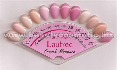 Art de Lautrec French Manicure nail polish