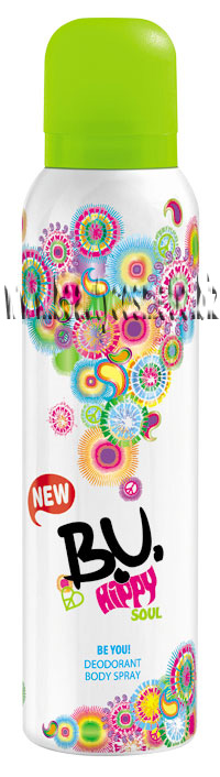 BU Hippy Soul deo spray