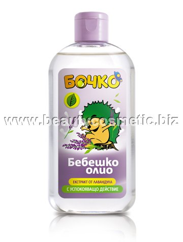 Bochko Baby oil with lavender extract