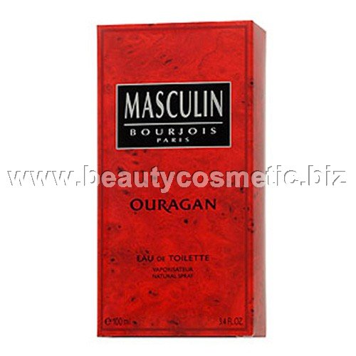 Masculin Ouragan EDT