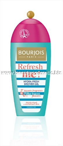 Bourjois Refresh Me душ гел