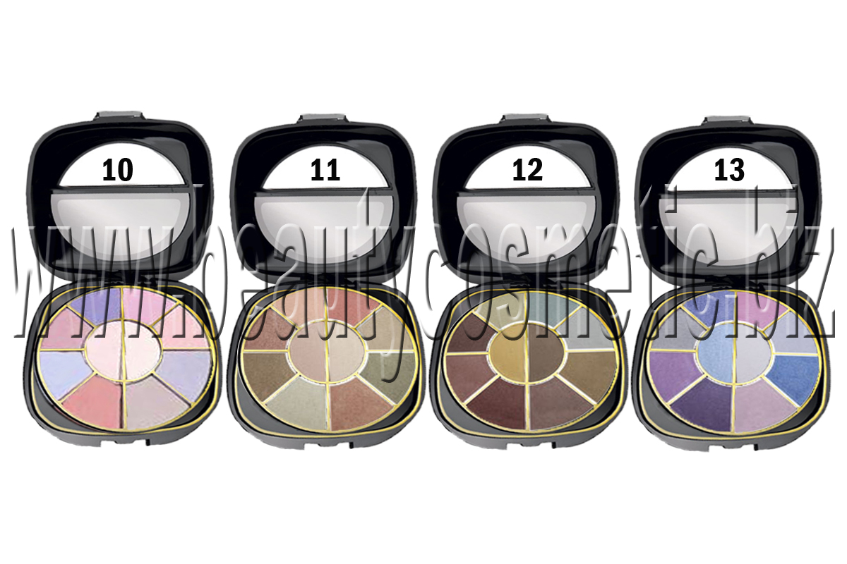 Catherine Arley eyeshadow palette 10 colours