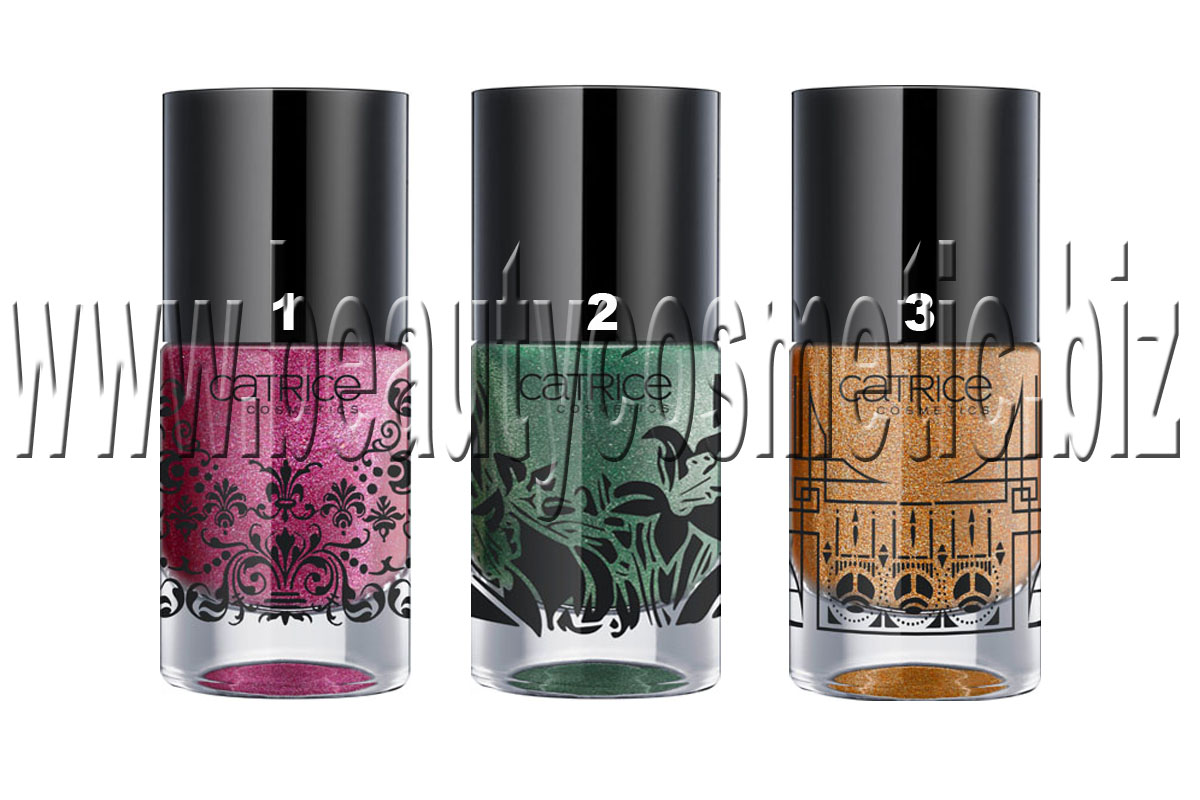 Catrice Arts Collection Ultimate Nail laquer