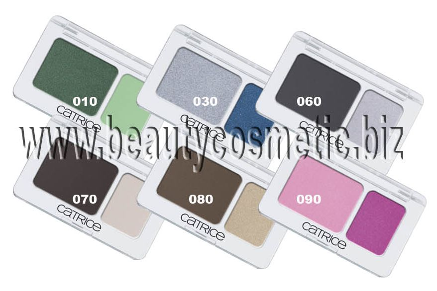 Catrice Absolute Eye Colour дуо сенки