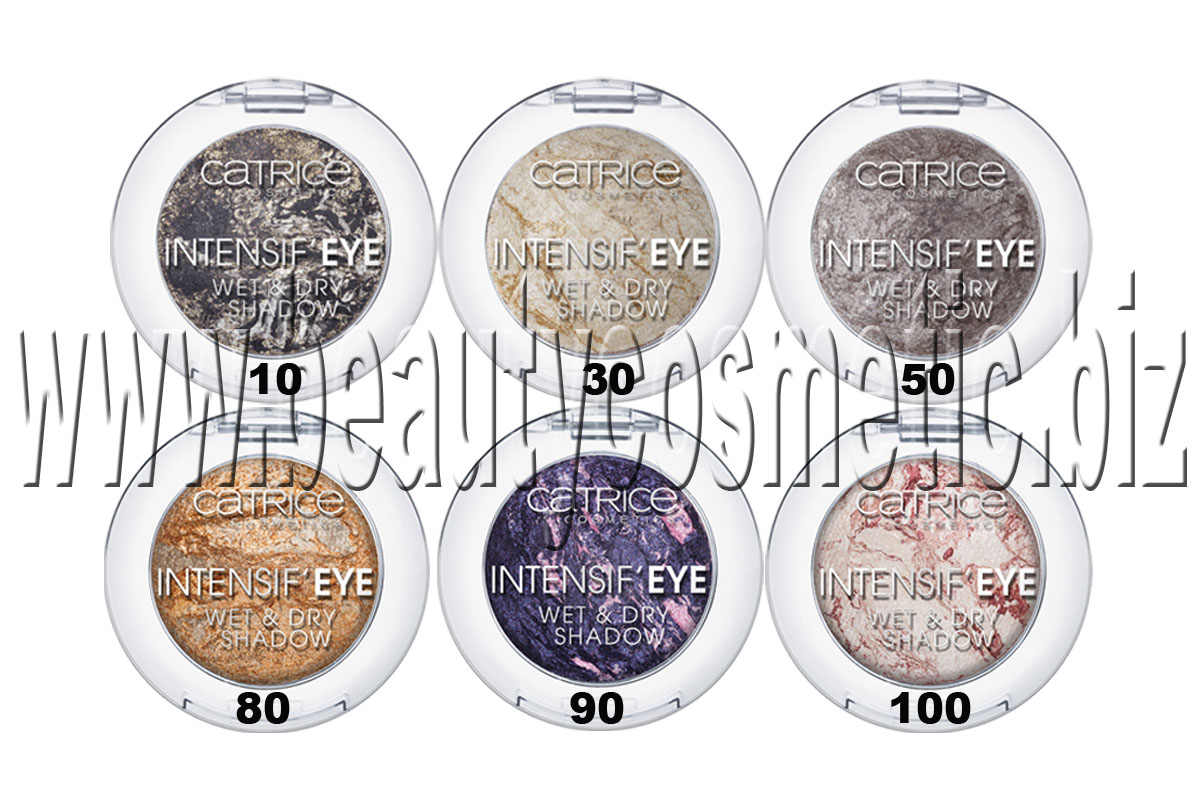 Catrice Intensif'eye Wet & Dry shadow
