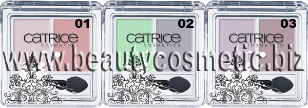 Catrice Urban Baroque Absolute Eye Colour Duo сенки за очи