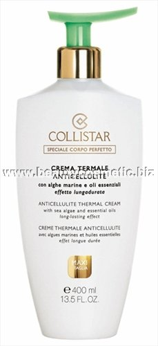 Collistar thermal cellulite gel