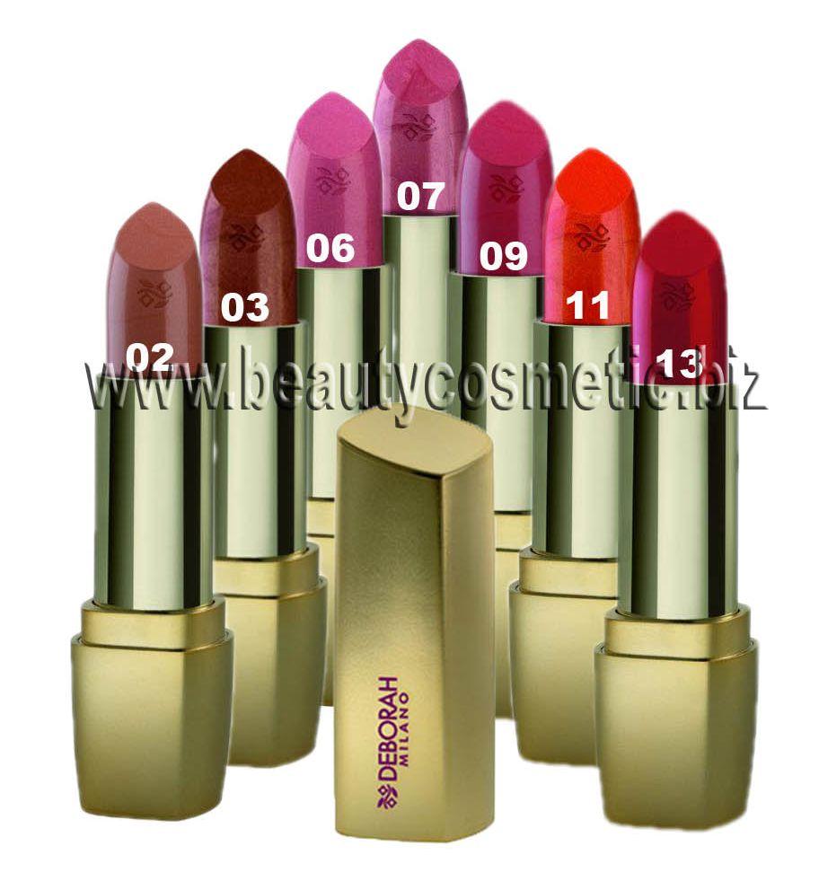 Deborah Milano Red lipstick, BeautyCosmetic Online Store