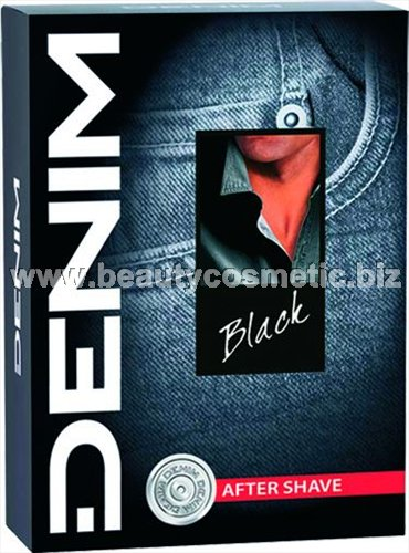 Denim After Shave Black
