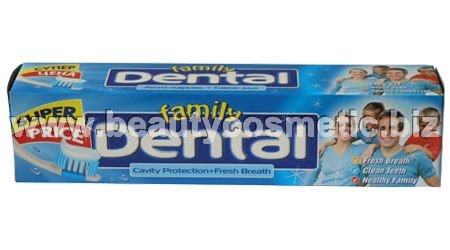 Dental Cavity Protection & Fresh Breath паста за зъби