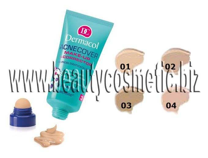 Dermacol Acnecover Make up & Corrector