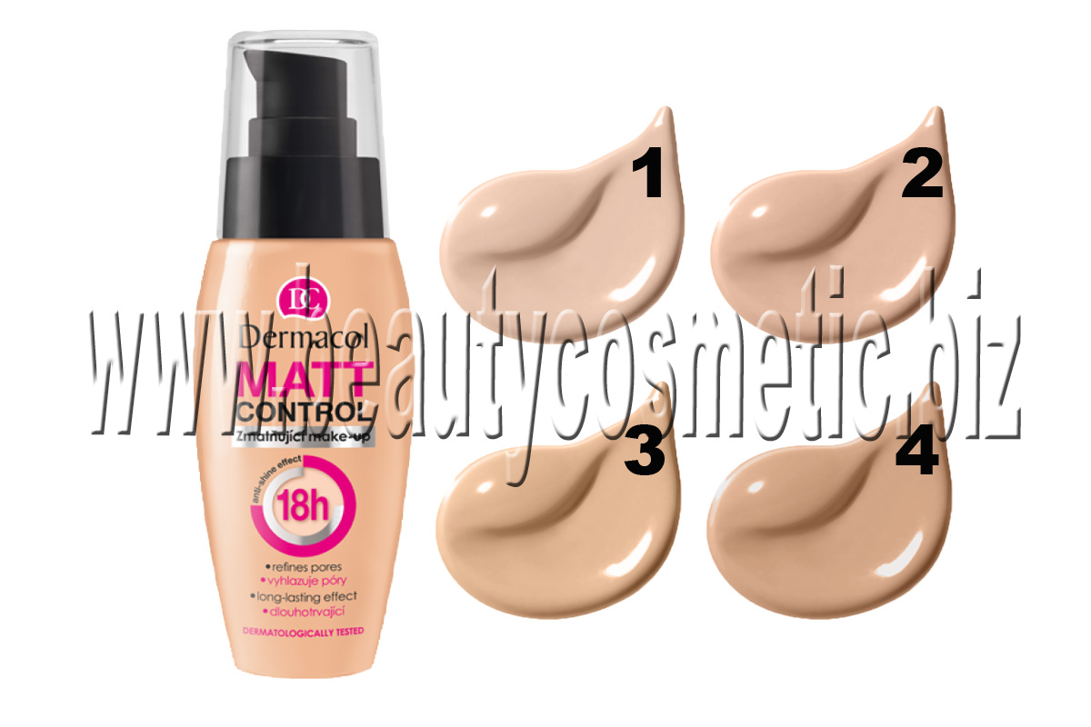 Dermacol Matt Control make up