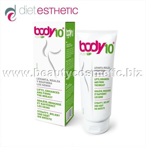 Diet Esthetic Body Cream 10 bust