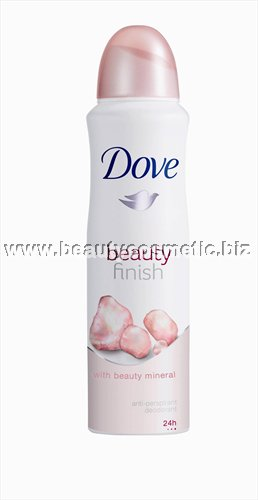Dove Beauty Finish deo spray