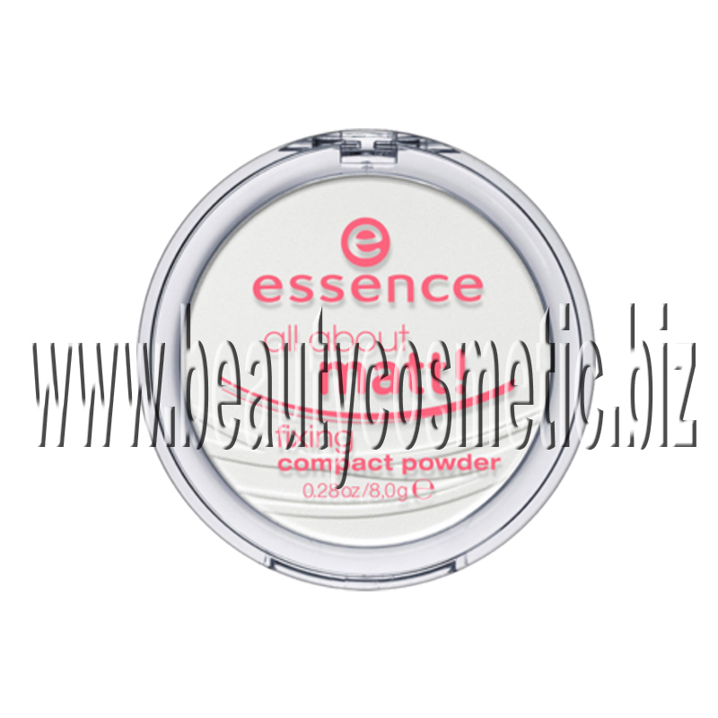 Essence all about matt! fixing pressed powder