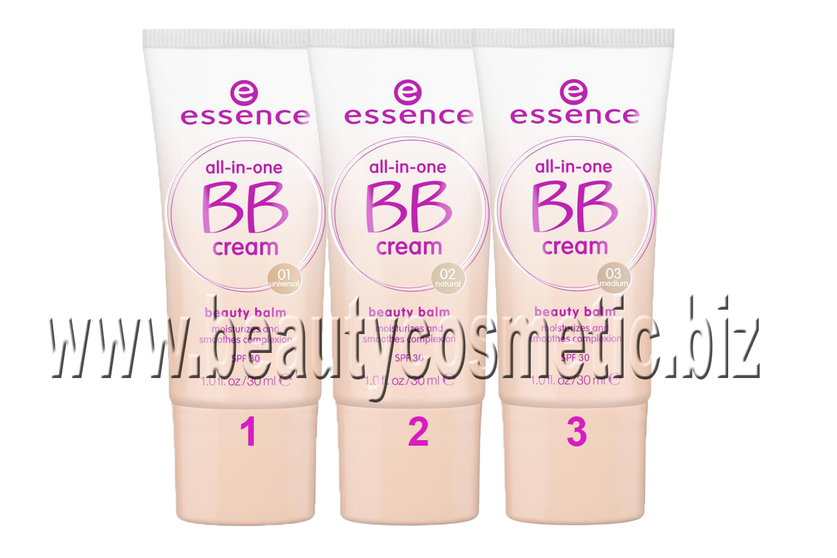 Essence BB cream All in One