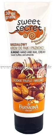 Farmona Sweet Secret Nourishing Cream Sweet almond & truffles