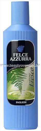 Felce Azzurra refreshing bath foam Fresco