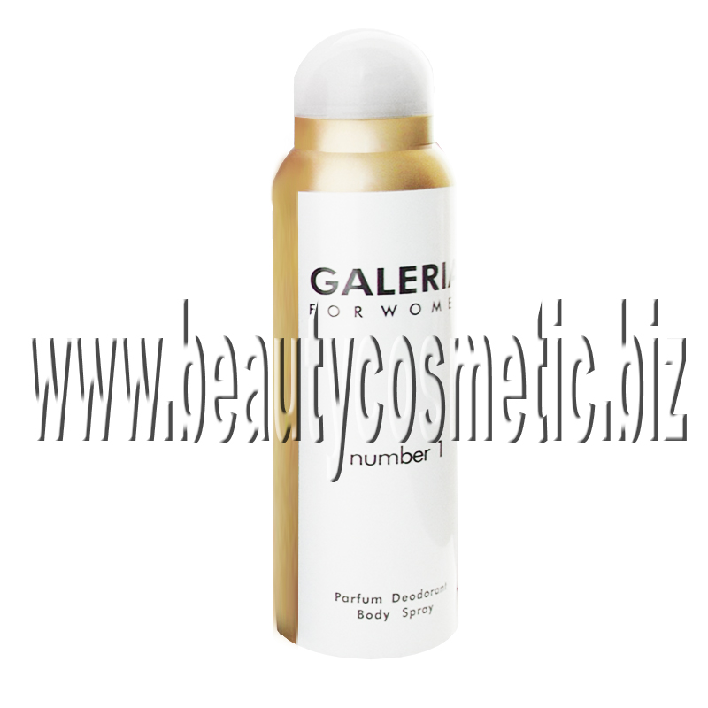 Galeria Number 1 Deo spray W
