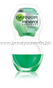 Garnier Minerals Active Dry Intense Freshness deo roll on