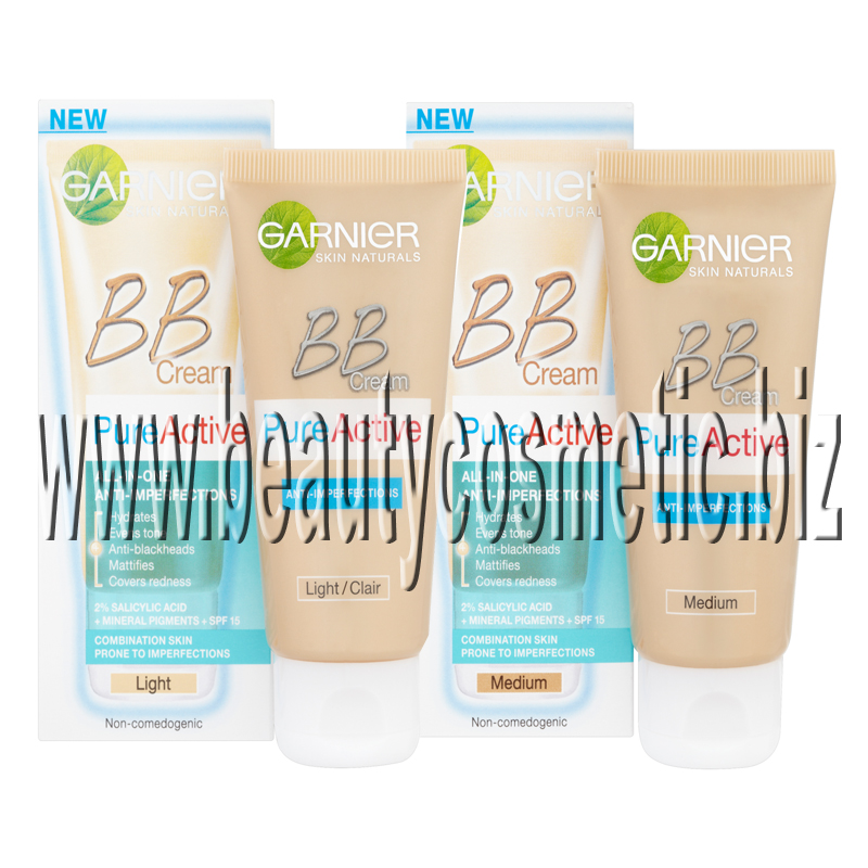 Garnier Pure Active BB Cream