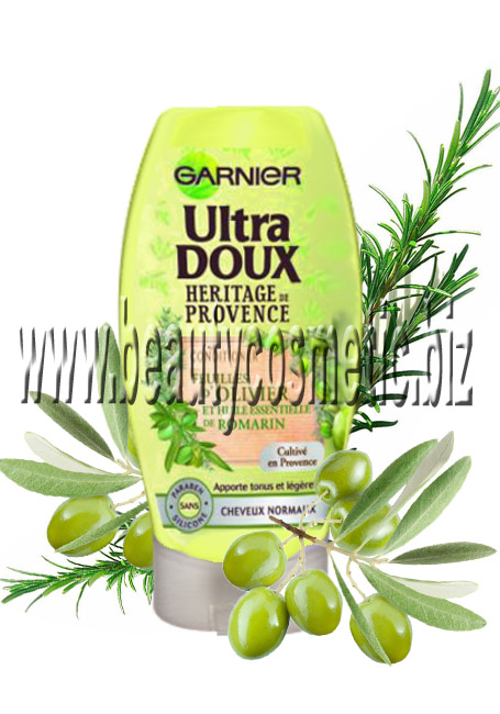 Garnier Ultra Doux Heritage De Provance Conditioner Olive and Ro