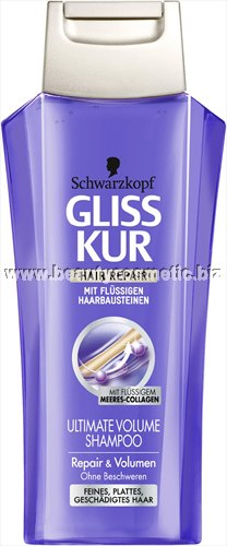 Gliss Ultimate Volume шампоан 400ml
