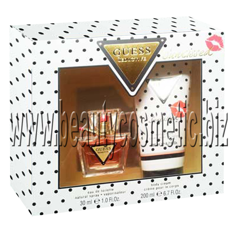 Guess Seductive Sunkissed Woman Gift Set