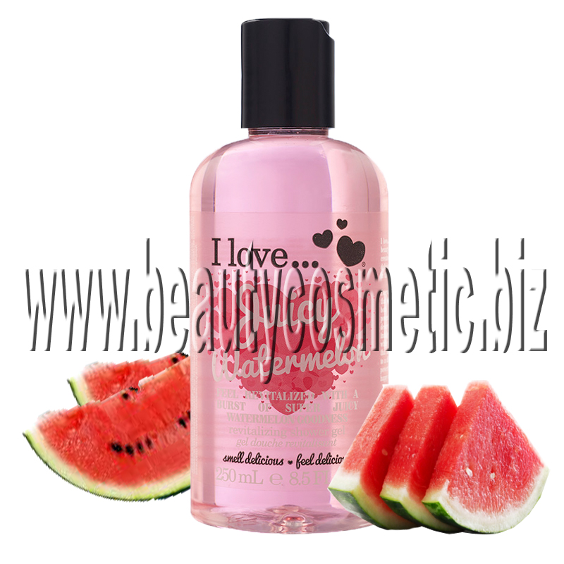 I Love Juicy Watermelon душ гел