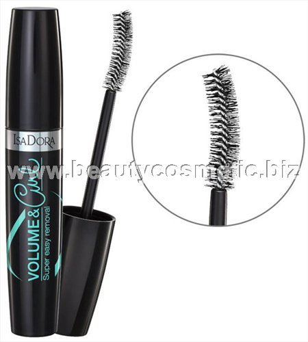isadora mascara volume and curl