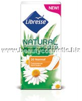 Libresse Natural Pantyliners Normal