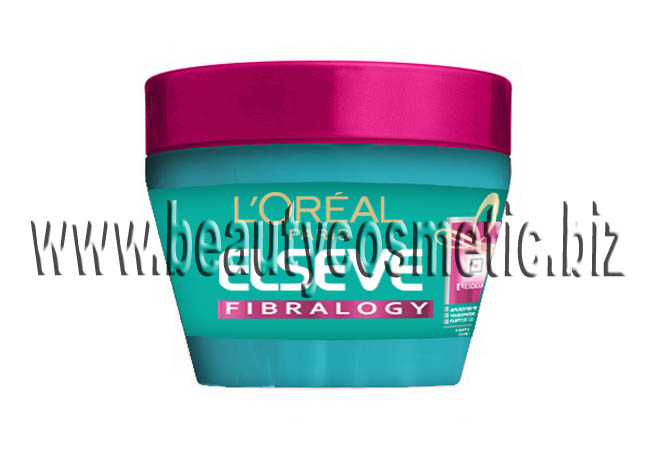L'Oreal Elsève Fibralogy hair mask
