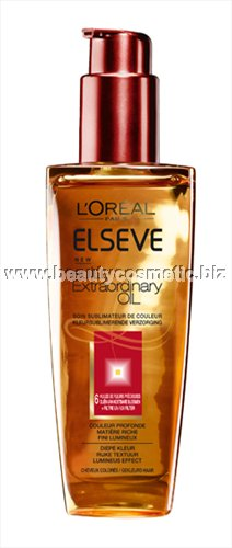 L'Oreal Extraordinary Oil за боядисана коса