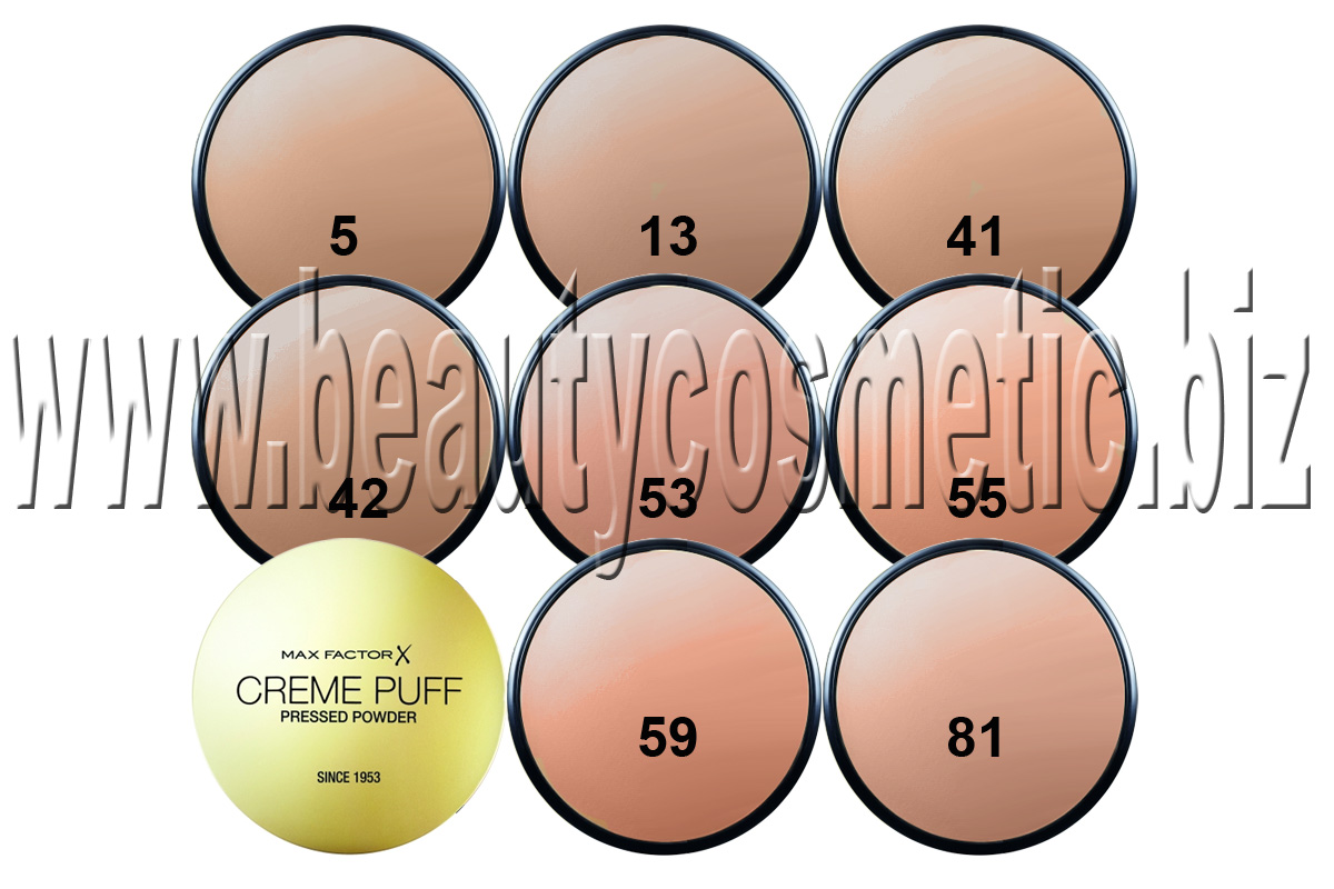 MaxFactor Crème Puff New powder