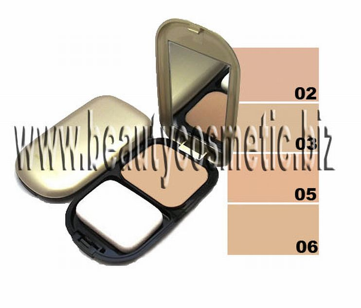 Max Factor Facefinity compact make up