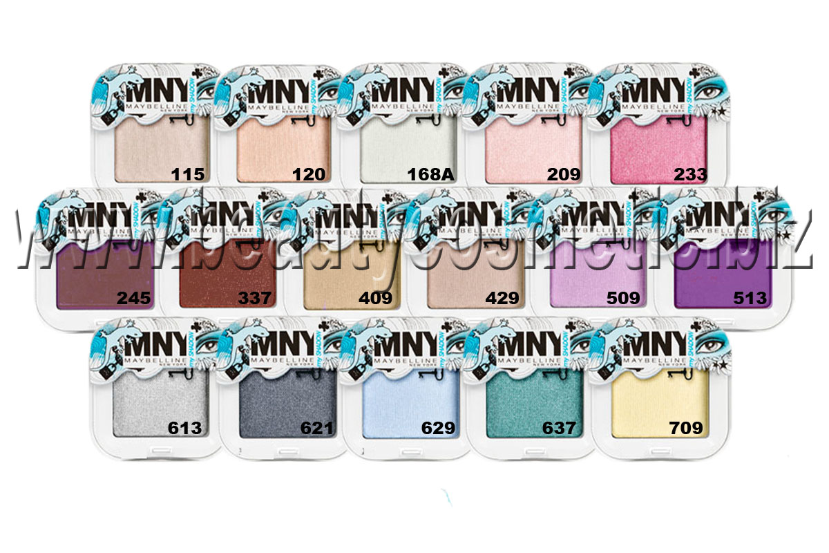 Maybelline MNY eye shadow mono