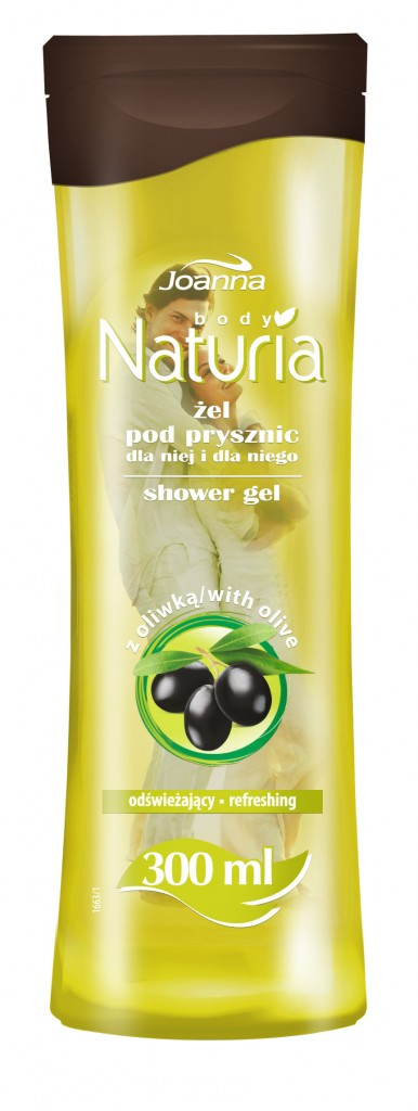 Joanna Naturia Shower Gel Olive