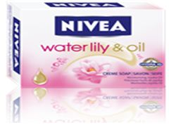Nivea Water Lily & Oil Крем сапун