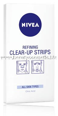 Nivea Refining Clear-up strips