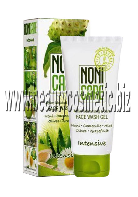 Nonicare Intensive Face Wash Gel