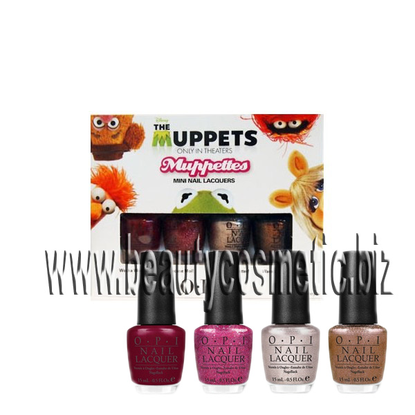 OPI The Muppets Collection mini